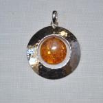 Hängsmycke HS 2 Pris 350 kr 3,5 cm i diameter